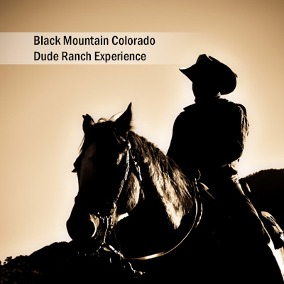 Black Mountain Colorado Dude Ranch Experience - Live the life of a cowboy for 7 nights at this all-inclusive dude ranch.  Your vacation for 2 adults includes unlimited horseback riding, an overnight pack trip, a longhorn cattle drive, whitewater rafting, fly and spin fishing and rifle and trap shooting.  Subject to availability based on request.  Airfare not included.